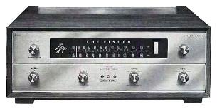 FISHER R-200 AM-FM-Multiplex