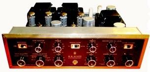 Ламповый усилитель Scott LK-72