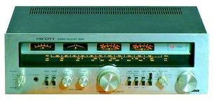 Scott 350RL AM-FM Receiver