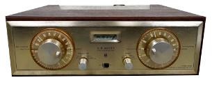 Hermon Hosmer Scott 330D AM/FM Tuners