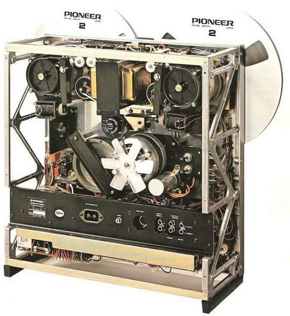 PIONEER RT-1020L