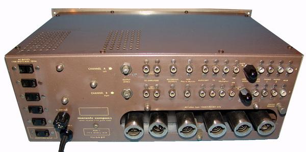 Marantz Model 7 Stereo Tubed