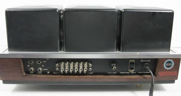 Amplifier BA-303